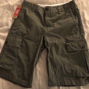 Men's docker cargo shorts